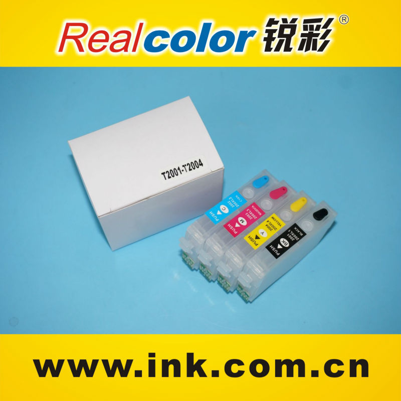 Alibaba best sellers products refillable ink cartridge for epson xp 400 xp200