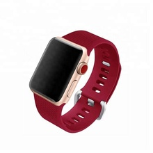 38mm 42mm New fashion watch silicone band sublimation for apple watch