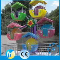 factory price kiddie rides amusement equipment mini ferris wheel for sale