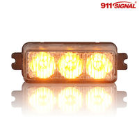 LED Emergency vehicle Lighthead, auto led lights with R10(H3)