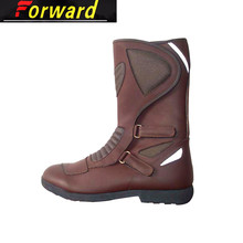 US Standard Genuine Rubber Outsole Winter Motorcycle Boots for Women