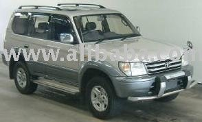 used TOYOTA LANDCRUISER PRADO TZ WIDE KZJ95W car