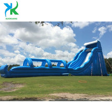 8 m high inflatable water slide with pool, adult inflatable water slide, inflatable water slide adults