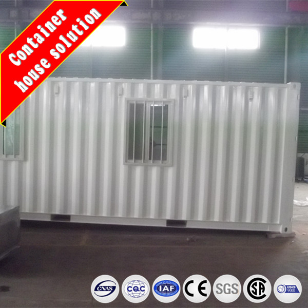 Modern style shipping container with side doors