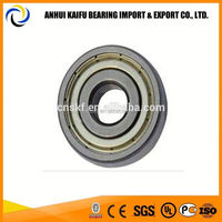 6301LLB High quality China suppliers deep groove ball bearing 6301 LLB