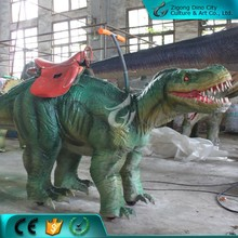 Playground Equipment Used Amusement Ride Dinosaur For Sale