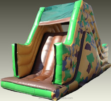 Outdoor execting Inflatable combat inflatable assault course