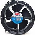 230v 380v round shape 200x200x60 200mm 220mm metal frame impedance protected ac fan