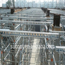 Hot dipped galvanized formwork steel soldier slab beam for formwork projects