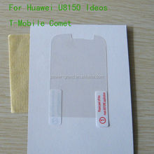 Screen protector film for Huawei U8150 Ideos T-Mobile Comet