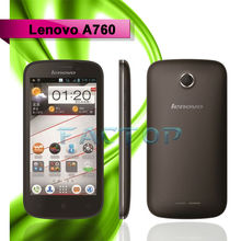 A760 Lenovo 4.5inch capcacitive touch screen quad core mobile+phone CE passed