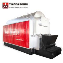 500-6000kg/h Fire Tube 3 Pass horizontal steam boilers thermax boiler
