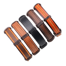 Radom DIY combination braided handmade leather bracelet jewelry for men