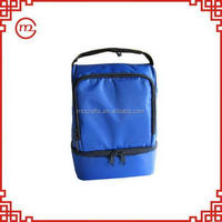 New style top sell solar panel cooler bag