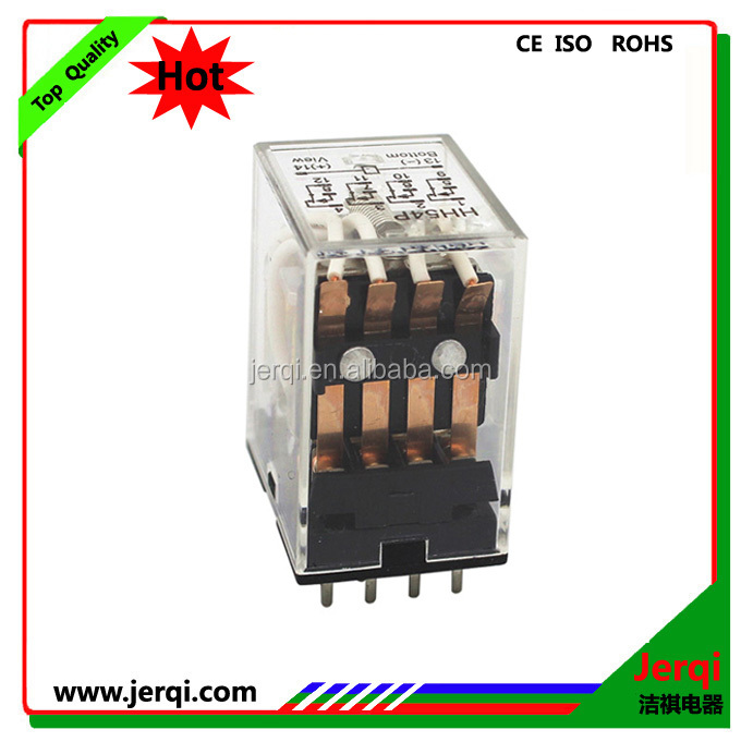 14 PIN MY4 5A 12v general purpose power relay