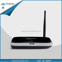 2014 Cheapest hotsell Quad Core Smart Android 4.4 satelliten receiver RK3188T 2GB +8GB Built-in Bluetooth
