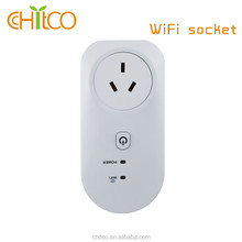 Chitco CE/GS certificates smart home automation wireless smart poewr socket wifi/wlan power plug