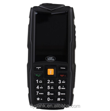 2.4 inch rugged phone F8 ip67 waterproof phone 3colors dual sim dual standby 2MP camera FM BT Qwerty mobile phone F8.