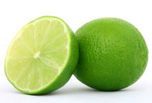 Fresh Citrus Fruit (Citrus aurantifolia)