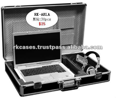 ATA CASE FOR TWO 17 INCH LAPTOPS
