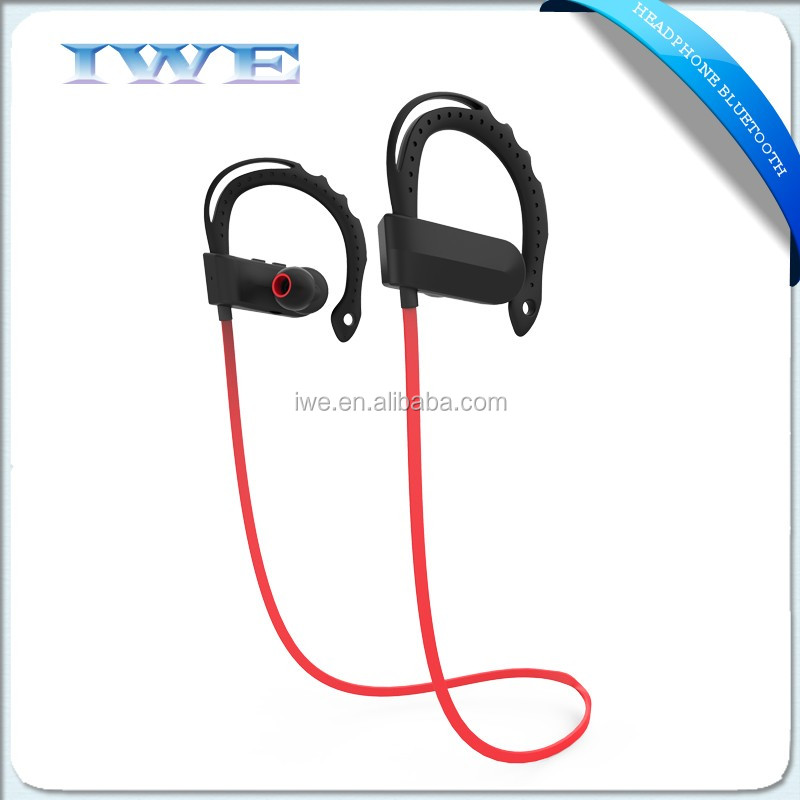 2016 hot selling item Bluetooth earbuds stereo sweatproof earphone Bluetooth for iphone 7
