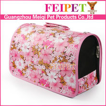 Fashion Soft Pet Carriers Bags Cute pet carry bag good quality dog training bag