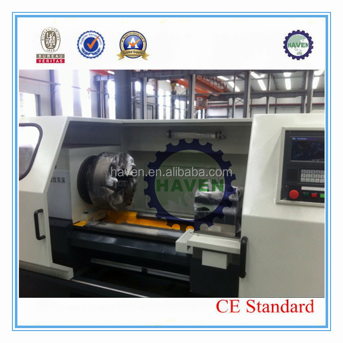 QK1343/2000 cnc lathe machine specification