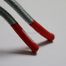 customize shoelace tipping film / customize silicone tip for shoelace