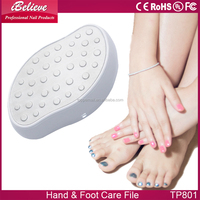 iBelieve OEM Service mango shape foot Callus for foot care