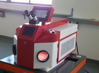 XT factory price portable gold welding 200W jewelry laser welding machine