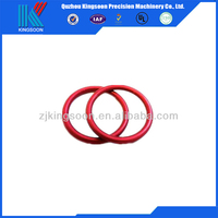 Anodized Aluminum Rings