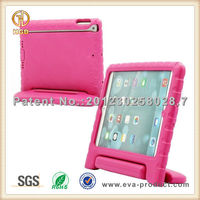 Kid safe EVA shockproof case for ipad mini with convertible stand