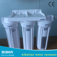 Alkaline Water Ionizer Machine Commercial Water Purification System