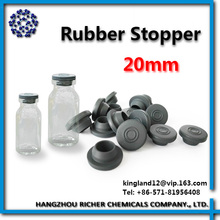 Low price vials rubber stopper rubber part
