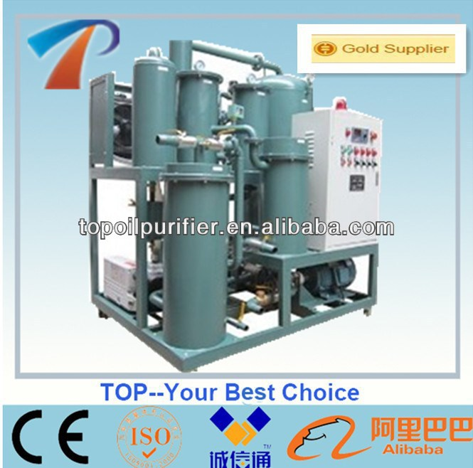 Used waste oil disposal machine,remove gas,water,impurities, best after sales service, newly technology