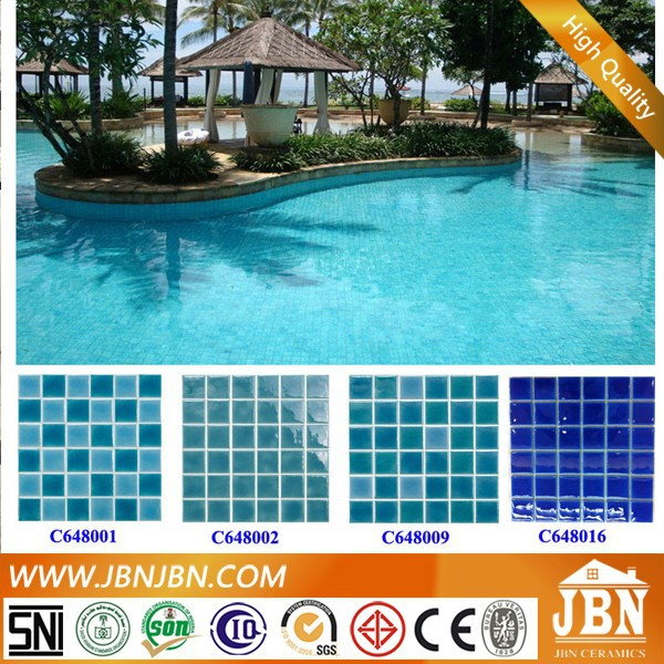 Foshan Manufacturing Anti Slip Mosaic Tile For Swimming Pool Buy Anti Slip Mosaic Tile For