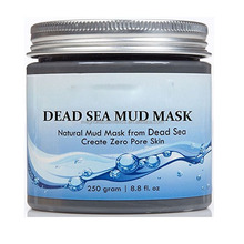 250g High Quality Private Label Dead Sea Mud Mask for All Skin Types