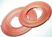 air conditioner copper coil pipe/air conditioner copper pipe/ copper tube