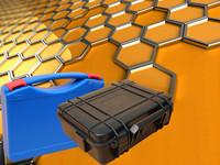 Logo Custom Rolling Hard Plastic Portable Tool Box With Wheels_101002662