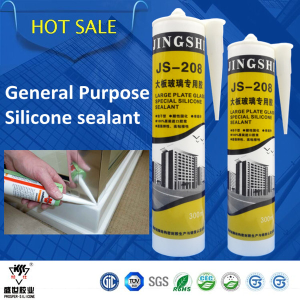 High Tempareture Ms Polymer Silicone Sealant Products