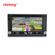 2062GPS 2 din HD Car stereo DVD Touch Screen support Bluetooth SD USB Radio FM Double 2 DIN Car DVD GPS Universal