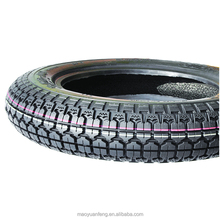 made in china high quality three wheeler motorcycle tire 3.50-8 with inner tube or tubeless