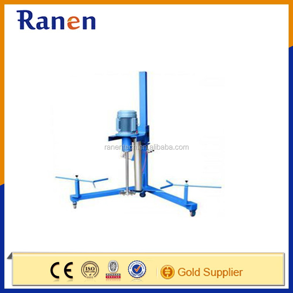 Lab High Speed Paint and lacquer dispersion kneader machine