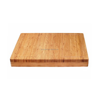 Bamboo Wooden Cutting Board Household Chopping Blocks with Groove,Extra Large and Thick over Sink