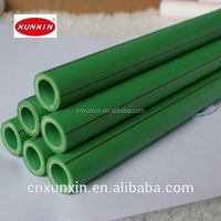 German technology low price tube stock, ppr tube, water supply ppr pipe 100% pure raw material