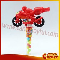 motorcycle toy candy