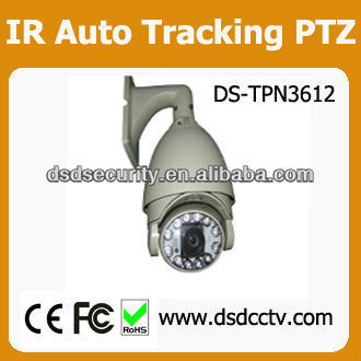 36X Optical Zoom Outdoor IR Auto Tracking PTZ Camera