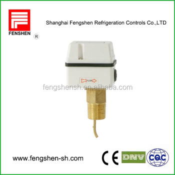 Water Flow switches brass connector seal plastic case