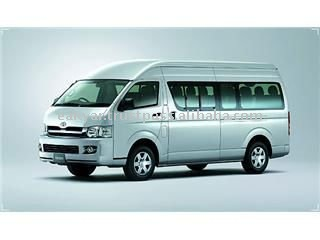 Toyota Hiace High Roof 15 Seater 2.7 LT Petrol Manual AB ABS - MPID1528