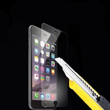 For iphone 6 Premium Tempered Glass Screen Protector for Mobile Phone with Japanese Glass and Glue